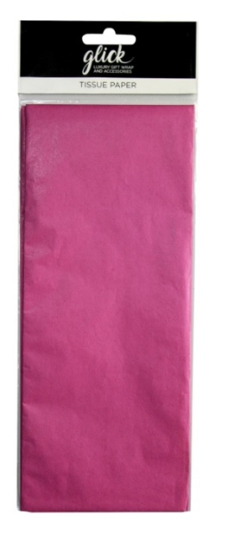 Luxury Tissue Paper Pack 4 Large Sheets Choice of Colour//Design